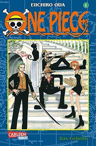 One Piece, Band 6: Das Gelübde
