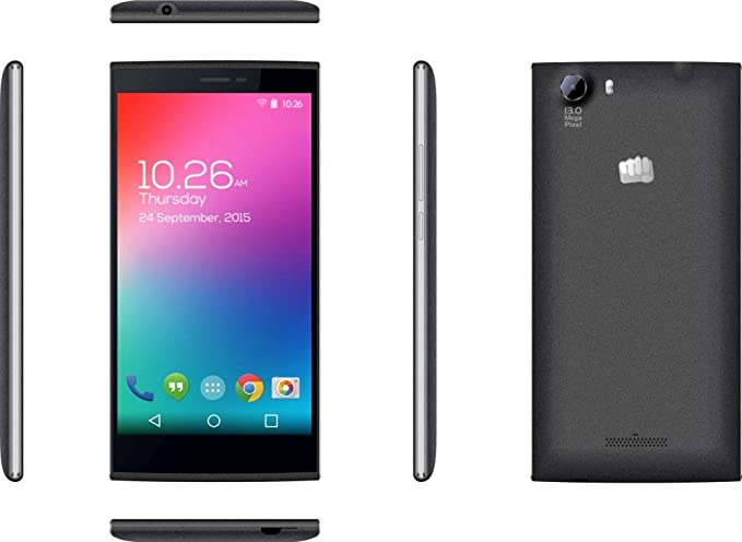 Offers - Micromax Gravity Full Touch Dual Sim Phone - X650