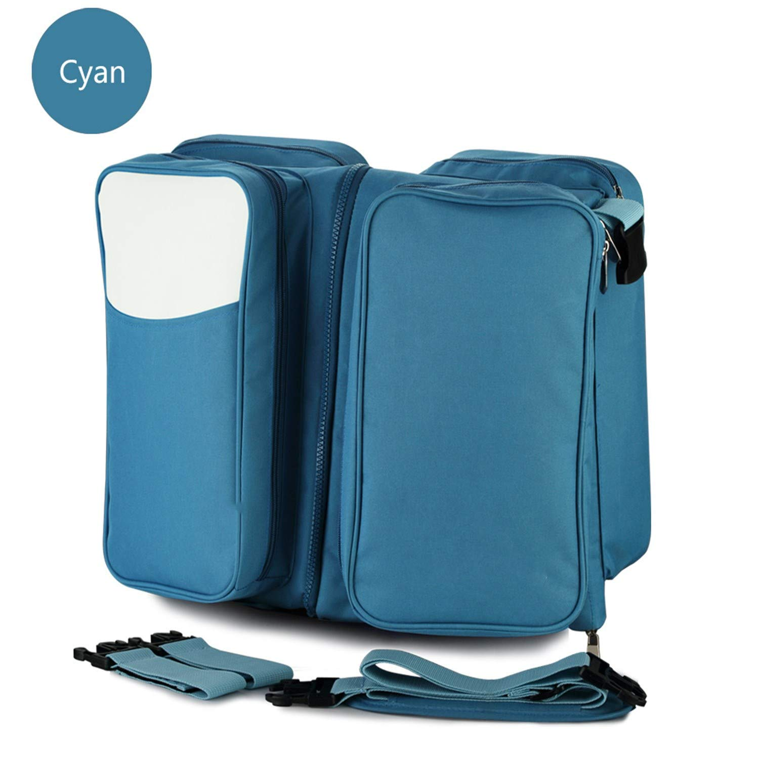 Multi-Functional Mother Bag Mother Pack Portable Portable Folding Travel Bed Pregnant Women Crib Folding Package