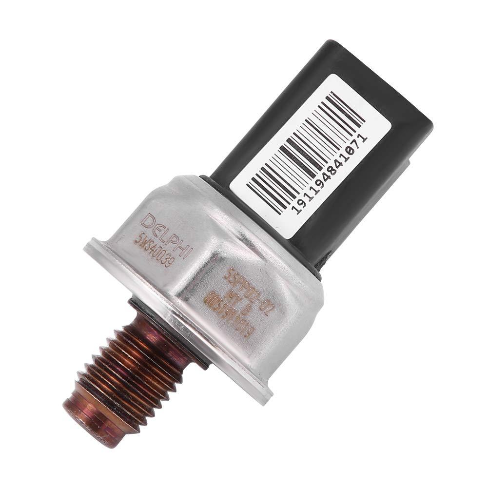 KIMISS Abdos Capteur de Rampe d'alimentation Capteur Haute Pression pour 2.0 HDI TDCI 55PP02-02