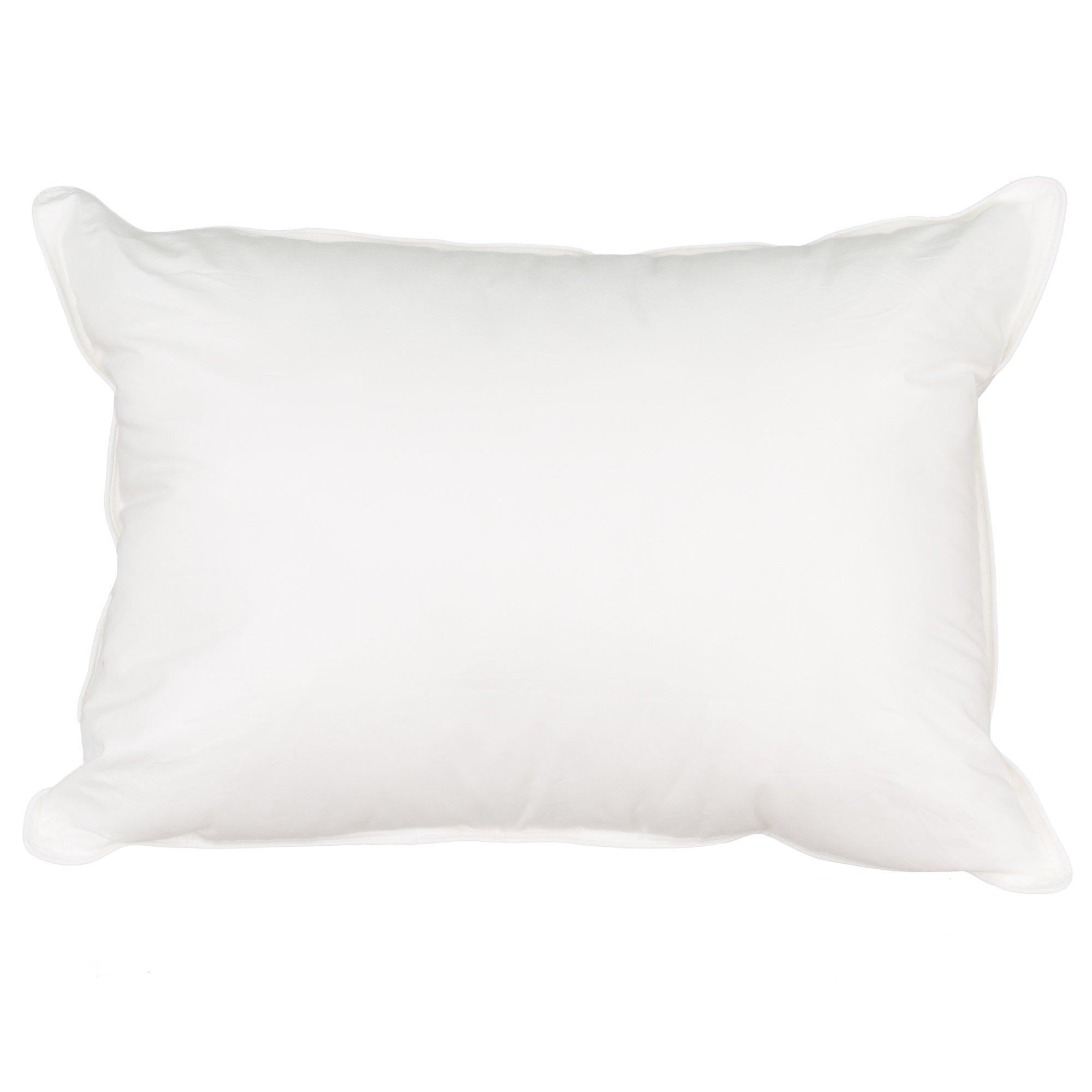 Downright Deco-1317-Inno Down Alternative Pillow, 13'' x 17'', White
