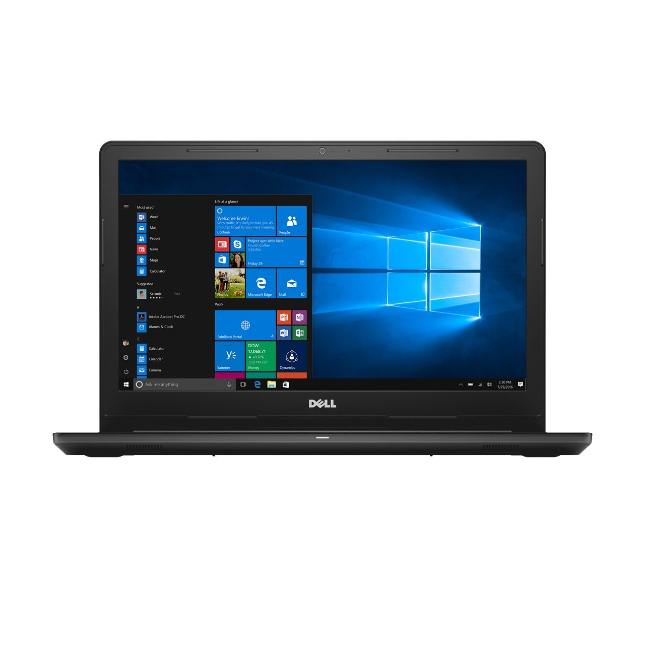Dell Inspiron 3567 Intel Core i3 7th Gen 15.6-inch FHD...