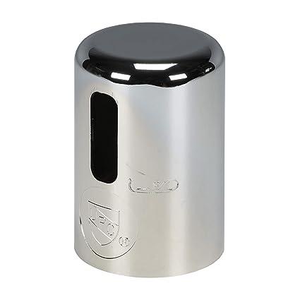 Danco Kitchen Dishwasher Air Gap Cap Replacement, Chrome (10566)