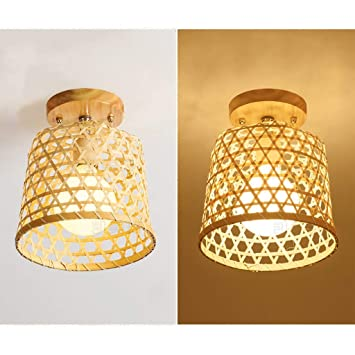 GZ Muebles para el hogar Luz de Techo Lámparas de Techo de ...
