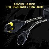Xprite LED Anti-Flicker Harness Canbus Headlight