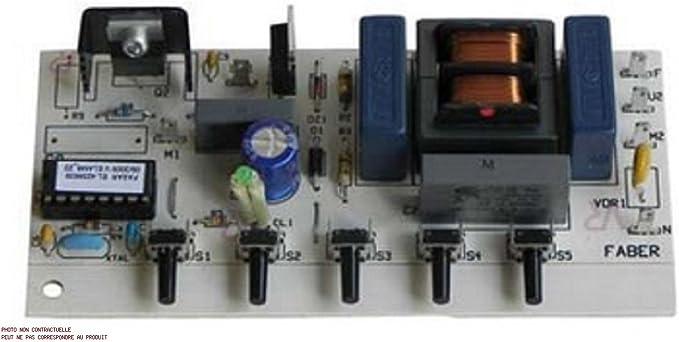 Techwood – Módulo de potencia para campana Techwood: Amazon.es: Grandes electrodomésticos