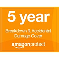 Amazon Protect 5 Years Breakdown & Accidental Damage Cover for Microwaves from £50 to £99.99