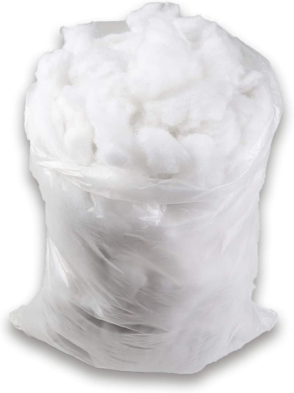 Kissenf/üllung Hohlraum Polyester Watte Weich Komfortabel 400 Gramm Sack