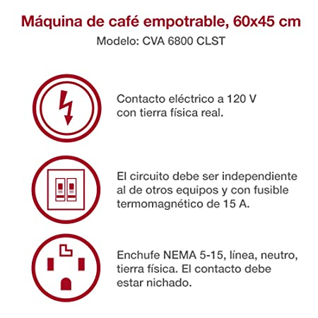 Amazon.com: Miele CVA6800 60cm Coffee System, PureLine, CTS: Office Products