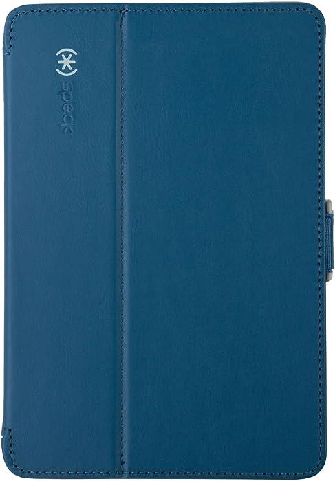 Speck Products StyleFolio Case for iPad Mini/2/3 - Deep Sea Blue/Nickel Grey (Does not fit iPad mini 4)