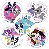 Littlest Pet Shop: Party Time Stickers - Prizes and Giveaways - 100 Per Pack