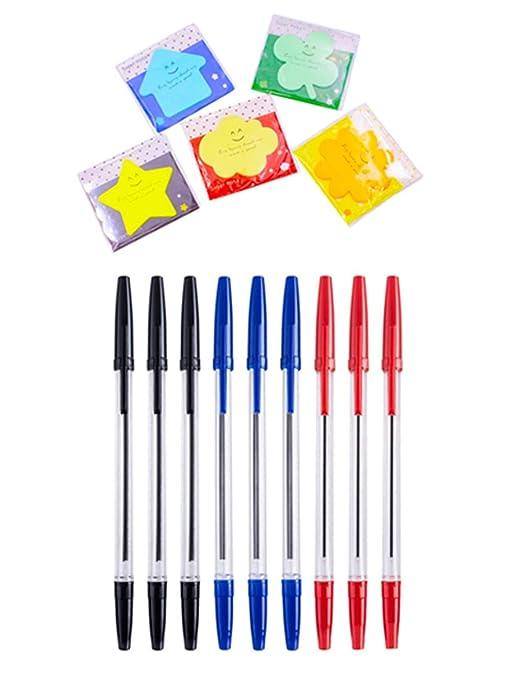 Amazon.com: AEKAN 20 bolígrafos de punta redonda más 2 ...
