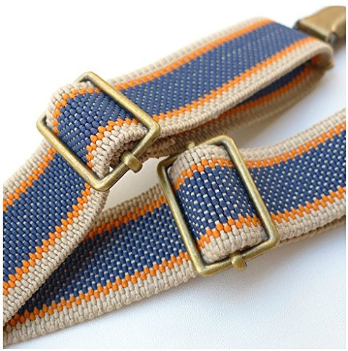 Braces Vintage Clip Clothing Recessionista Suspenders for Men and Women