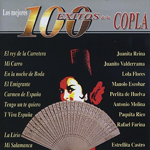 ... Los Mejores 100 Exitos de la Copla