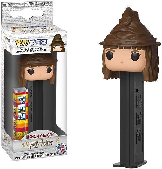 Funko Pop! Pez: Harry Potter - Hermoine Granger (Sorting Hat ...