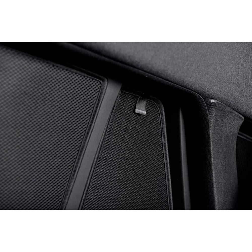 Satz Car Shades kompatibel mit Kia Stonic 2017