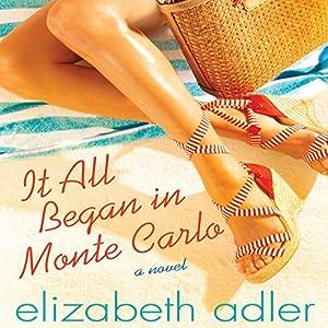 It All Began in Monte Carlo Audiobook