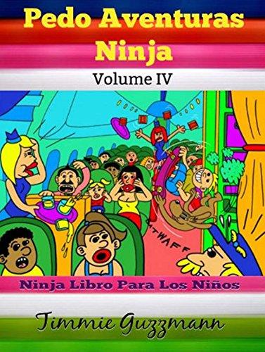 Amazon.com: Pedo Aventuras Ninja: Ninja libro para los niños ...