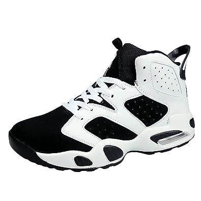 Zapatillas Deporte Hombre,DUJIE Zapatos Hombres Baloncesto Zapatos ...