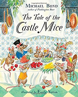 book cover of The Tale of the Castle Mice