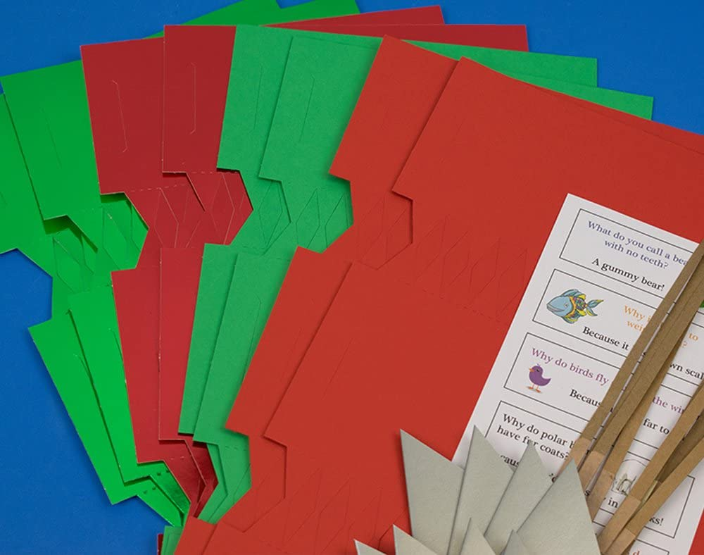 8 Traditional Luxury Mix Make /& Fill Your Own DIY Christmas Cracker Craft Kit