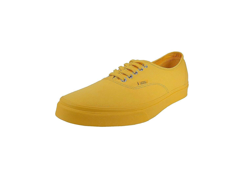 vans yellow shoes