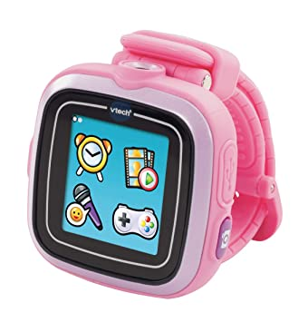 Vtech – Kidizoom Smart Watch – Rose – Montre Kidizoom Version Anglaise (Import UK)