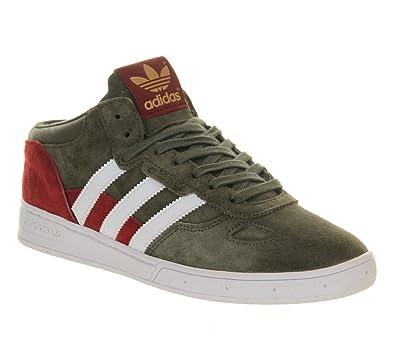 hot sale online 0d787 1679d Adidas Ciero Mid Khaki White Tan - 10.5 UK