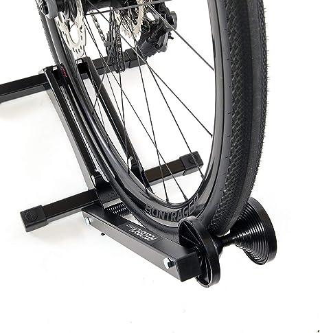 Feedback Sports RAKK Bicycle Storage Stand Silver Mountain Bike Rack Stand