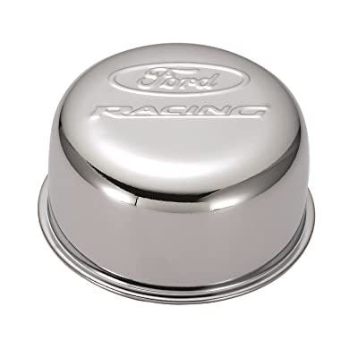Proform 302-200 Chrome Twist-On Air Breather Cap: Automotive