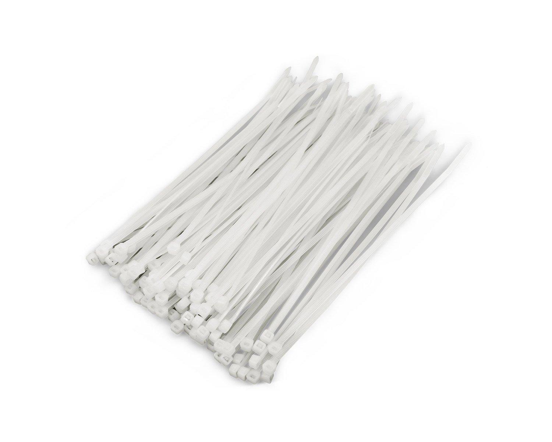 Zip Ties 6 inch Qty 1,000 - Milky White - ²CYN9Z