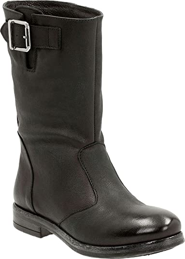 e9832ffe65d Clarks Women's Sicilly Day Mid Calf Boot, Black Leather, US 8.5 M ...