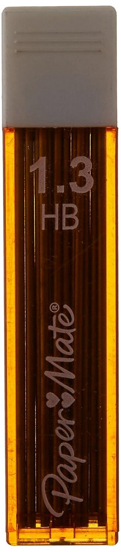 1,3 mm Confezione da 6 ricariche per piombo 12 pezzi Papermate