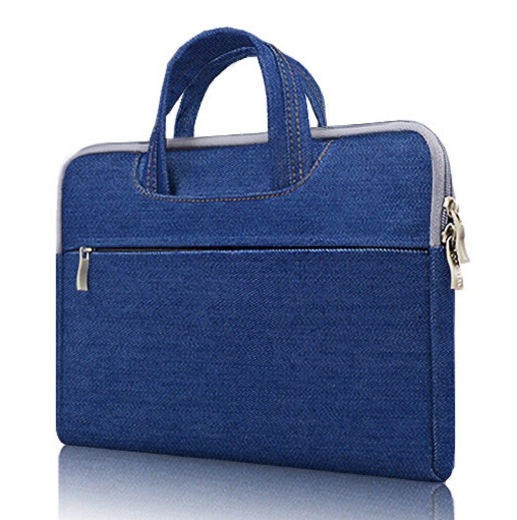 97914c99c9fe new Laptop Case, Awland Denim Fabric 11-11.6 Inch Laptop / Notebook ...
