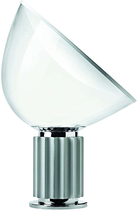 Flos Lampada Da Tavolo Flos Taccia Led Nero Amazon It Illuminazione