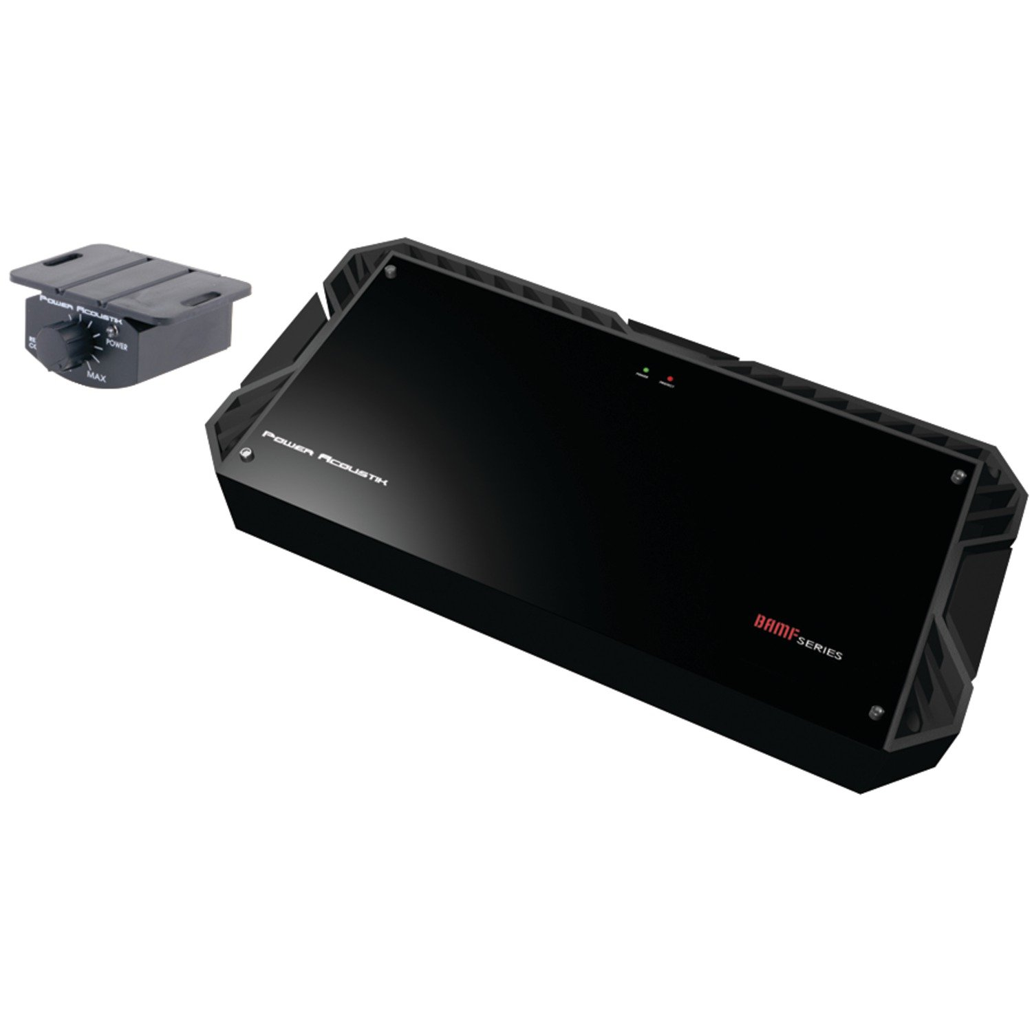 Amazon.com: Power Acoustik BAMF2000/1D 2000W Class D Mono Amplifier: Car Electronics