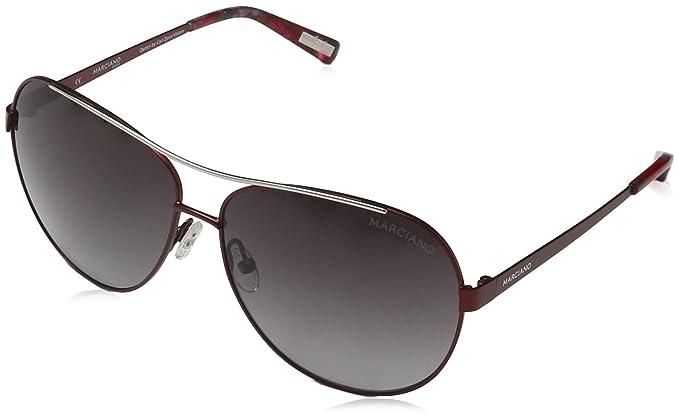 Guess Gafas de Sol Gm0726 Bu-35 (62 mm) Burdeos: Amazon.es ...