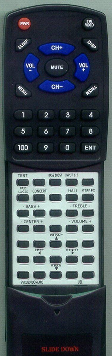 Jbl esc 200 model home theater 51 ch speaker system
