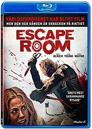 Escape Room 2017 1080p BluRay x264 AAC - Hon3y