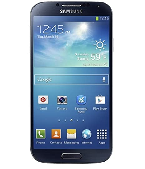 Review Samsung Galaxy S4 SGH-I337 Unlocked GSM Smartphone with 13 MP Camera, Touchscreen and 16 GB Storage, Black (International Version)