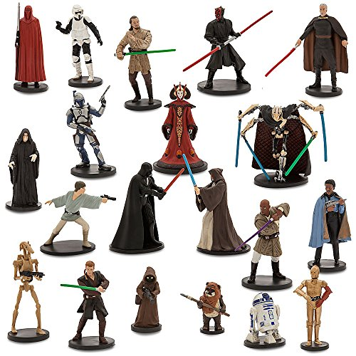 Star Wars Star Wars Mega Figure Play (Anakin Set)