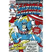 Coleção Clássica Marvel Volume 7 - Capitão América Volume 1