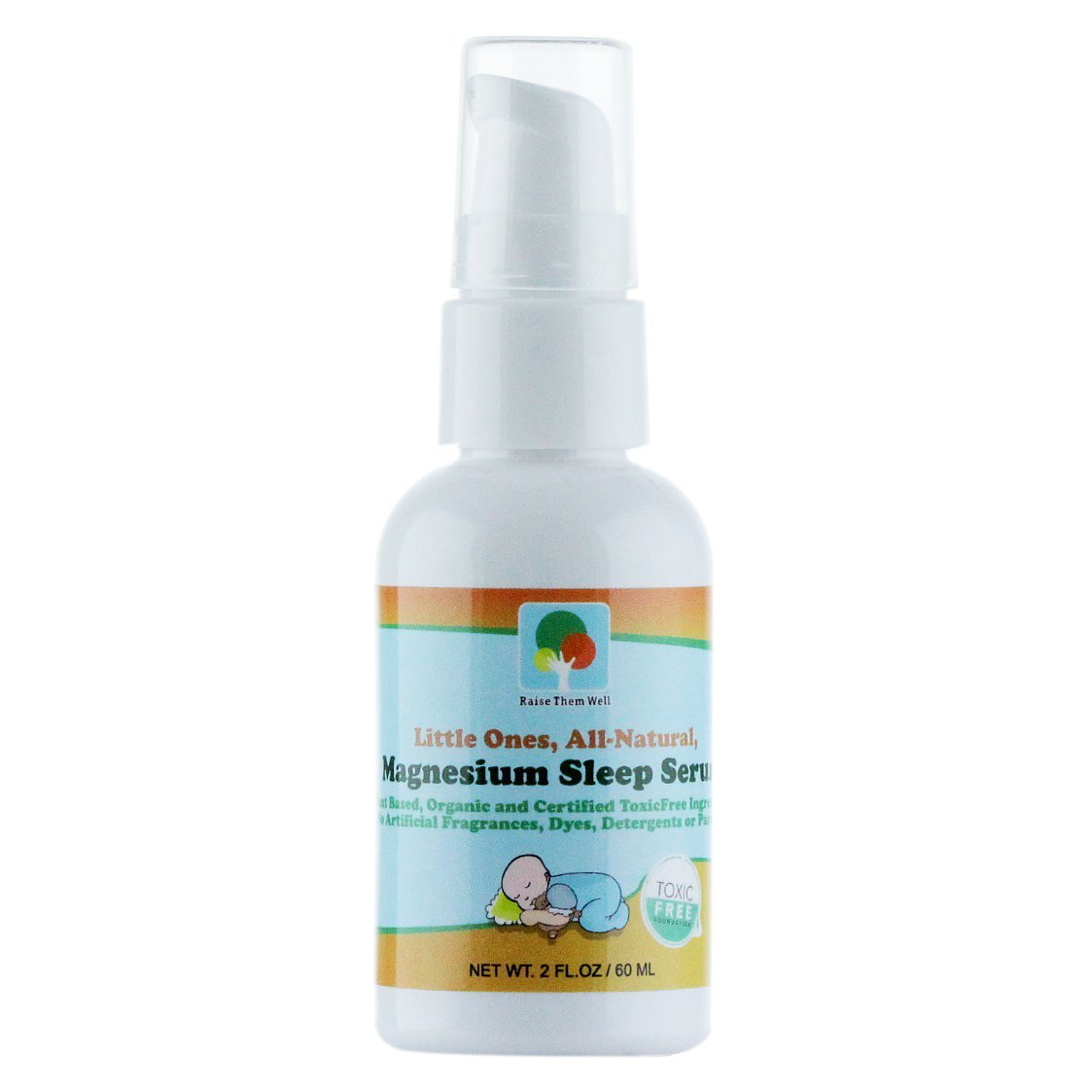 Little Ones, All-Natural, Magnesium Sleep Serum
