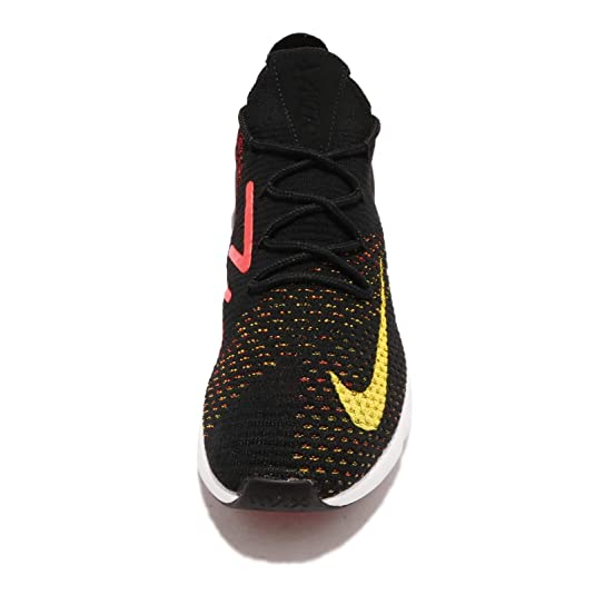 bda6beca41 Nike Women's W Air Max 270 Flyknit Fitness Shoes, Multicolour (Black/Yellow  Strike/Bright Crimson 003), 9 UK: Amazon.co.uk: Shoes & Bags