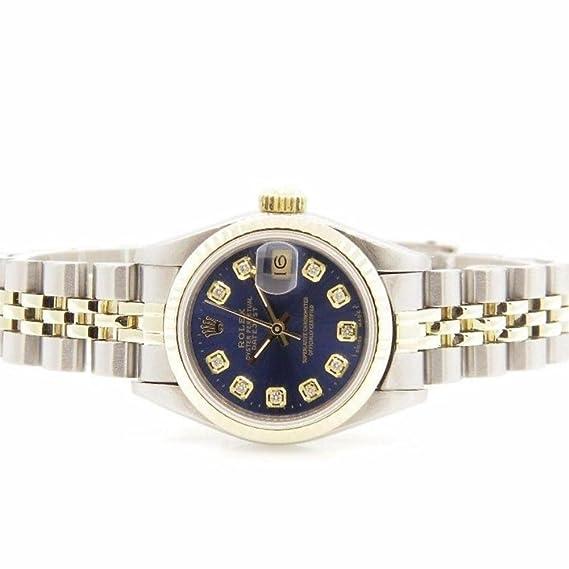 Rolex Datejust 69173 - Reloj hembra automático, autoviento