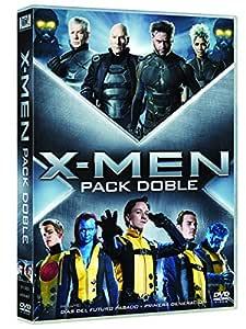 X-Men: Primera Generación /X-Men: Días Del Futuro Pasado - Duo DVD: Amazon.es: James Mcavoy, Michael Fassbender, Kevin Bacon, Hugh Jackman, Halle Berry, Jennifer Lawrence, Ellen Page, Ian Mckellen, Patrick Stewart, Bryan Singer,