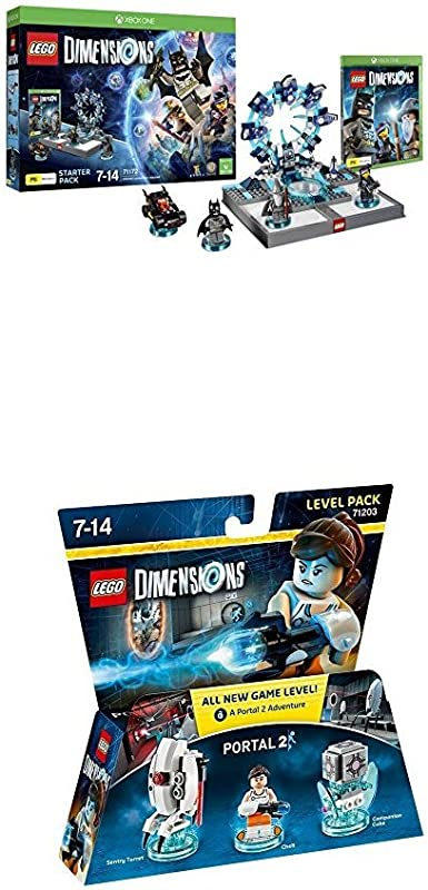 LEGO - Starter Pack Dimensions (Xbox One) + LEGO Dimensions ...