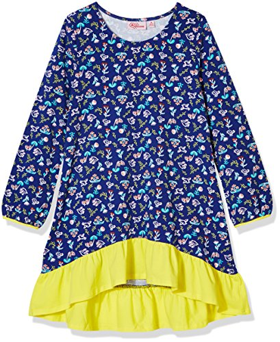 leeve Printed Jersey Dress With Floral AOP Medium Birds Floral AOP … ()