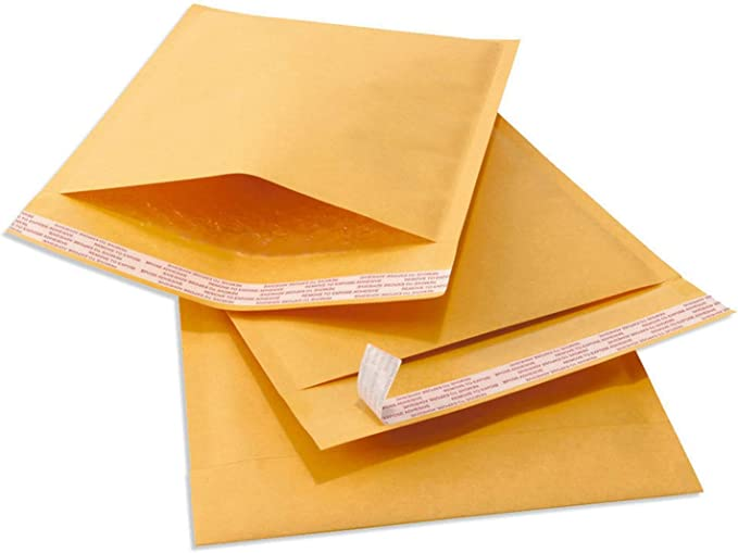 Gold Padded Envelop Bags Genuine Giffy Aikraft Bubble Lined Postal Bags All Size