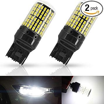LED Super Bright Turn Signals  Backup Reverse Bulb Car Fog Light Tail Light